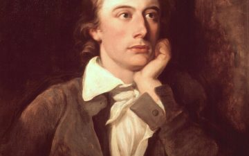Rejoice in the existence of Keats – AN Wilson