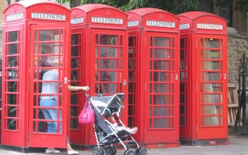 My great phonebox discovery –Justin Warshaw QC