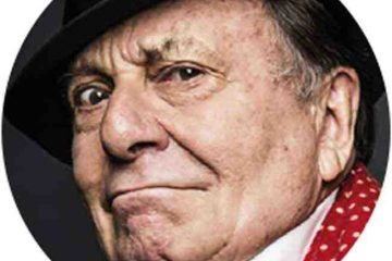 Happy 87th Birthday, Barry Humphries