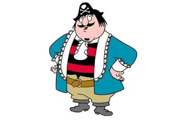 The Adventures of Captain Pugwash - the Old Un