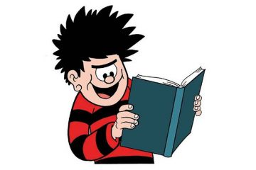 ​Happy 70th birthday, Dennis the Menace! - the Old Un