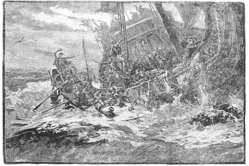 Earl Spencer – Have we found the wreck of the White Ship, the worst ever royal disaster?