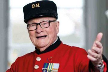 Colin Thackery –Oldie Crooner of the Year. By Quentin Letts