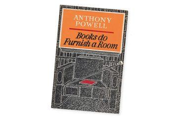 Books really do furnish a room - Liz Hodgkinson