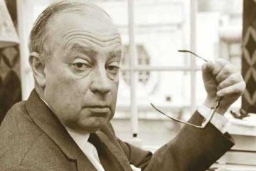 Who was Edgar Lustgarten? - Duncan Campbell