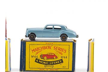 My glorious fleet of Matchbox minis - Joseph Connolly