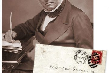What is the British Postmark Society?