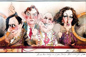 Wizards from Oz - Barry Humphries