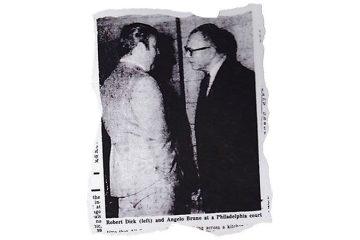 Bob, the gallant, Scottish Mafioso - Elisabeth Leigh
