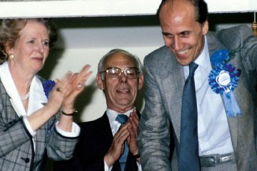 Norman Tebbit misses the thrill of election time