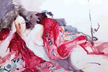 Naked truth of modelling - Deni Bown