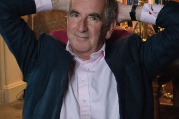 Best of the Archives: 'The thing I treasure most is time' - an interview with Robert Harris