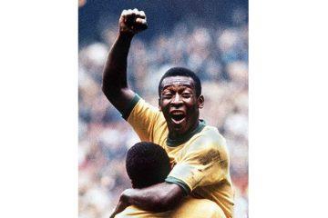 Netflix: Pelé: Harry Mount
