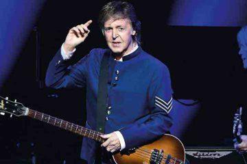 Paul McCartney in 'Rockdown' - Rachel Johnson