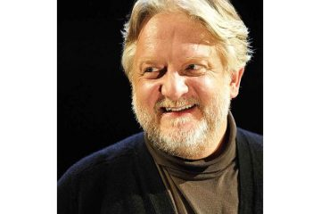 Louise Flind - Simon Russell Beale on his theatre fears