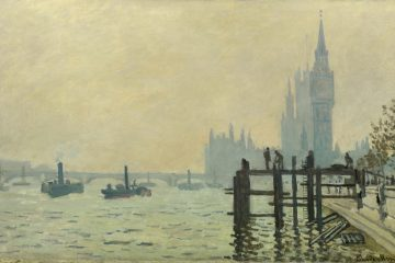 Exhibitions: Monet & Architecture at the National Gallery
