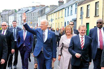 Joe O'Biden's Irish home - Dea Birkett