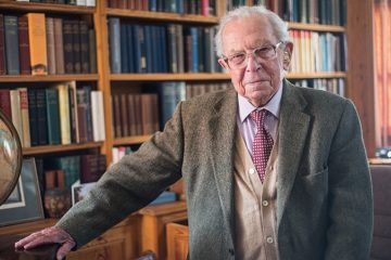 RIP Sir Michael Howard (1922-2019) – war hero who became Britain's greatest historian