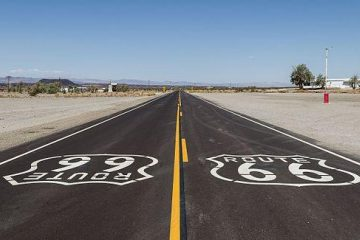 Get your kicks on Route 66? - The Old Un