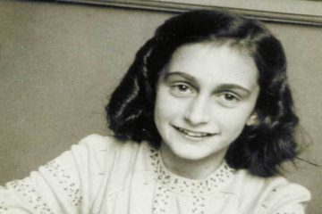 The Tragic Brilliance of Anne Frank's Diary