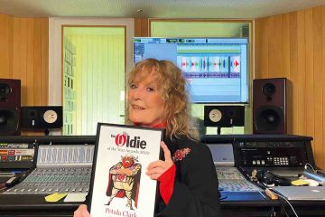 Petula Clark, the Oldie of the Year 2020! By Gyles Brandreth