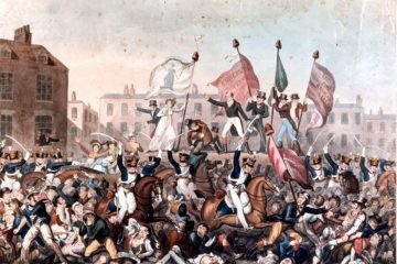 The bloody day Britain met its Peterloo