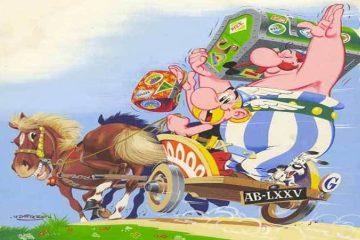 Harry Mount – The Cartoon Museum reborn!