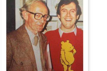 Happy 100th birthday, Winnie-the-Pooh - Gyles Brandreth