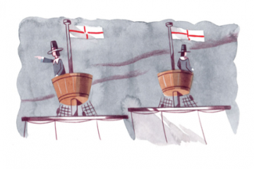 How the second England was born - Rebecca Fraser