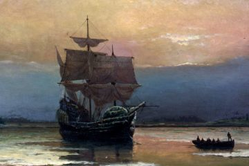 First American marines - Valerie Grove on the 400th anniversary of the Mayflower