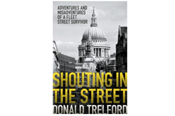 Tales of the press gang - William Keegan reviews Donald Trelford's memoirs