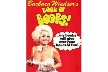 Barbara Windsor's magnificent boobs - Gyles Brandreth