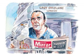 The Great Gutsby – Robert Maxwell by Peter McKay