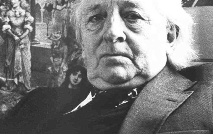 The incredible sulk, Angus Wilson - Michael Barber