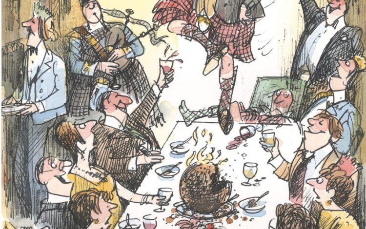 How Scotland discovered Christmas