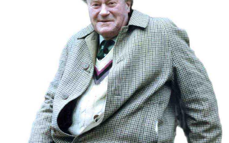 The depraved English gentleman - David Oldroyd-Bolt