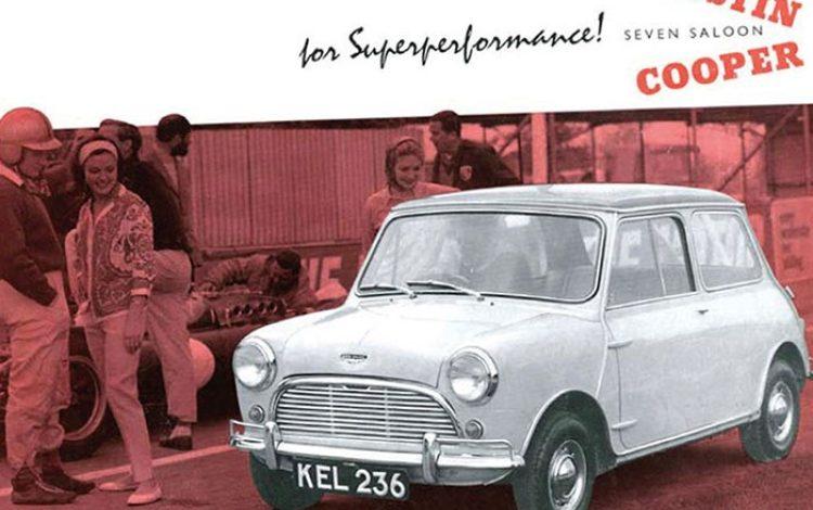 The super Mini Cooper turns 60 - Garry Dickens