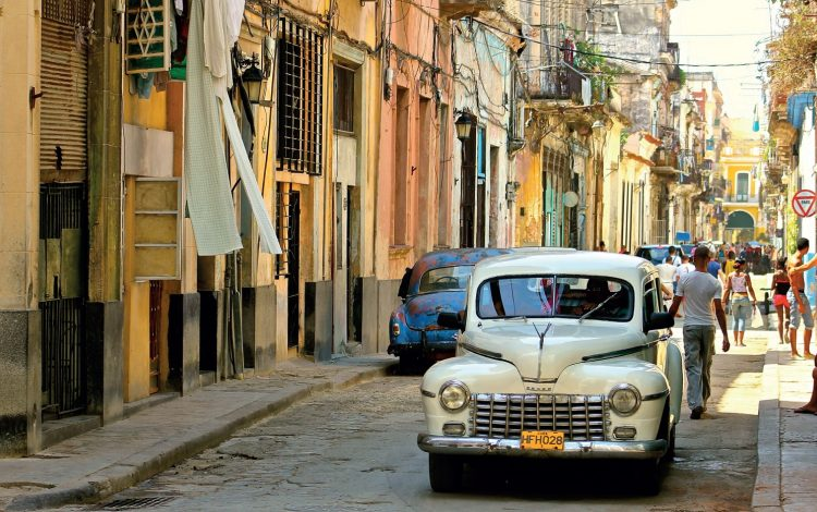 Happy 500th birthday, Havana!