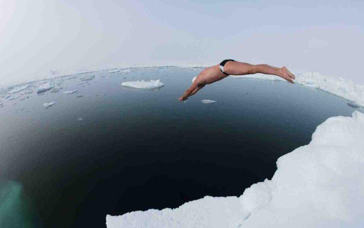 I swam across the North Pole - Lewis Pugh