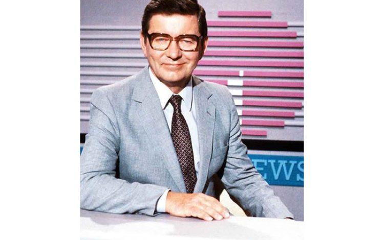 How to be a newsreader - Nicholas Owen