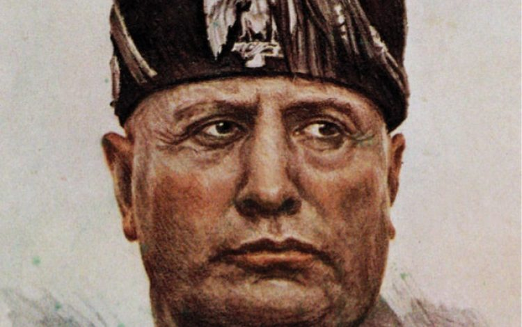 Our debt to Mussolini