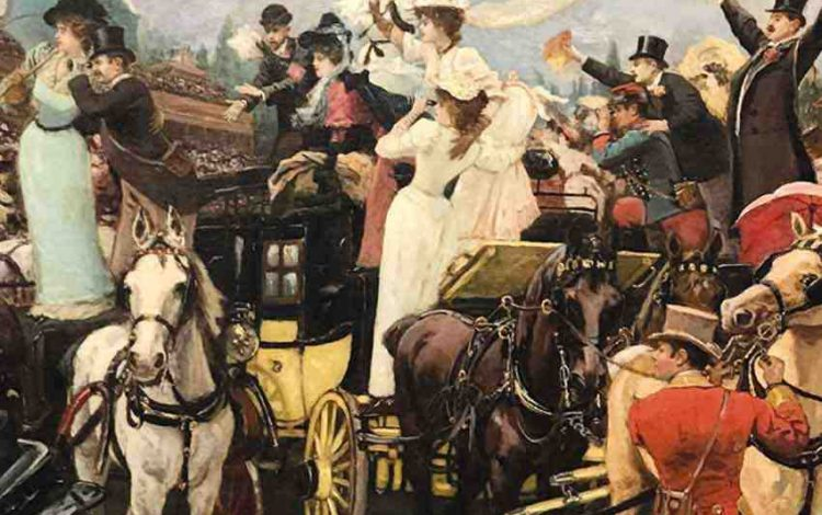 A French view of Ascot - Théophile Gautier