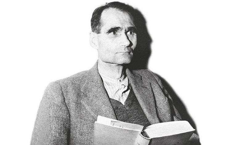 Valentine Cecil - I Once Guarded... Rudolf Hess