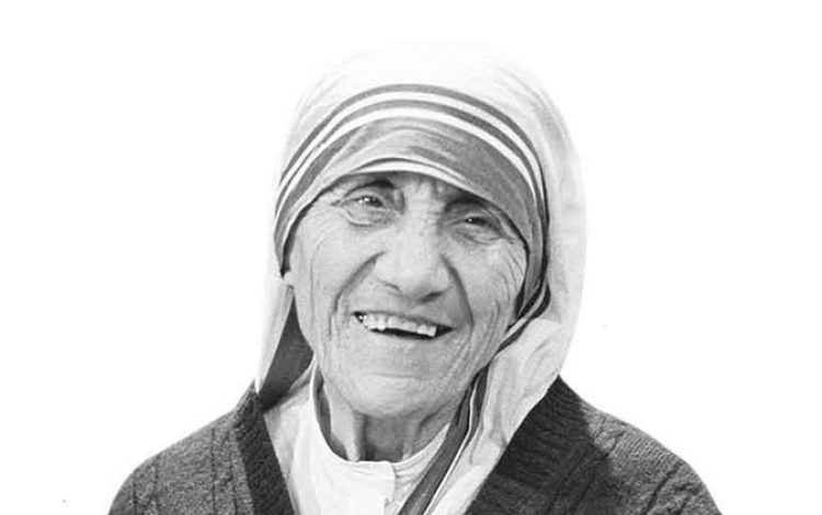 I Was Told a Joke by... Mother Teresa - Veronica Whitty