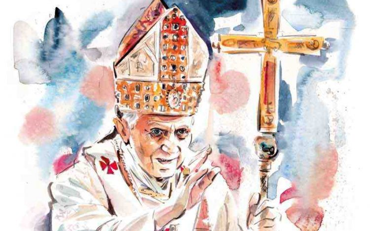 Benedict XVI: A Life: Volume I by, Peter Seewald - Melanie McDonagh