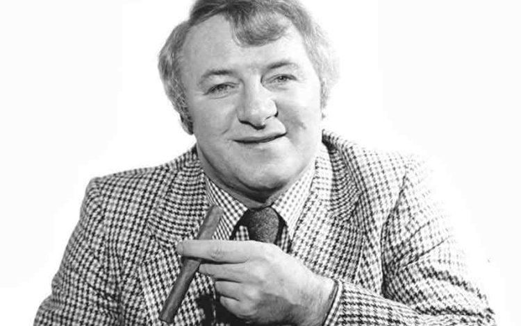 John McEwen - I Once Met... Tommy Docherty