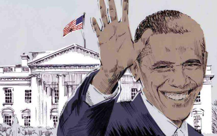 A Promised Land, by Barack Obama - Ivo Dawnay