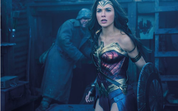 Film: Wonder Woman (12A) and Mindhorn (15) reviewed by Marcus Berkmann