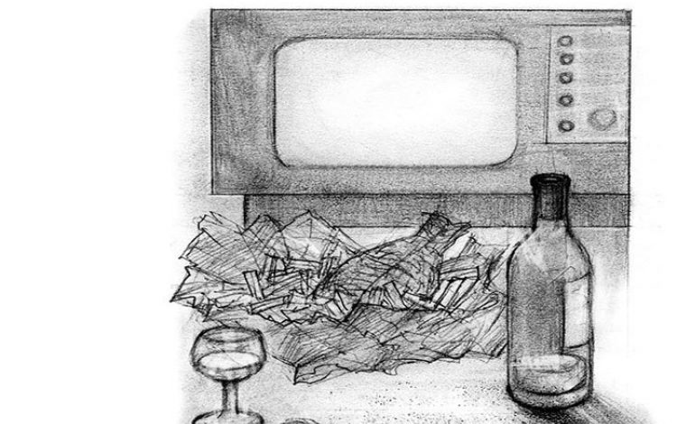 The perfect evening by Raymond Briggs
