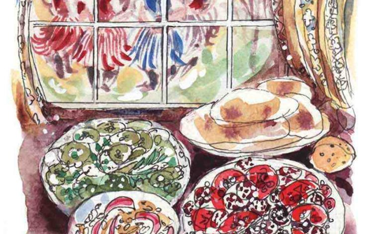 Ukrainian Summer Treats - Elisabeth Luard
